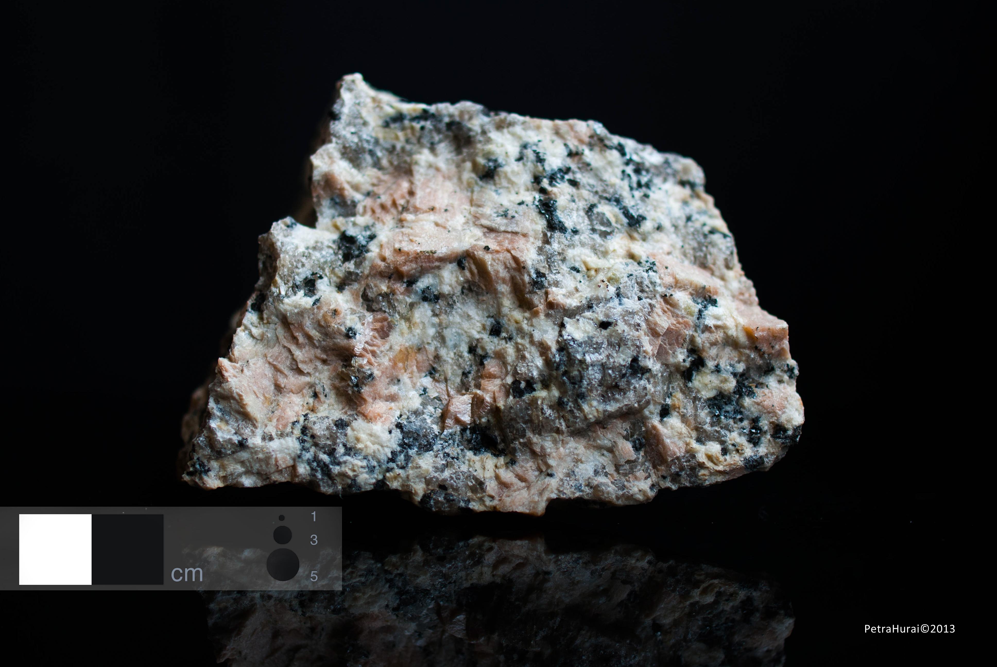 Granite - Macro